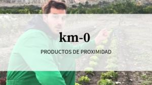 productos de proximidad, productos km-0